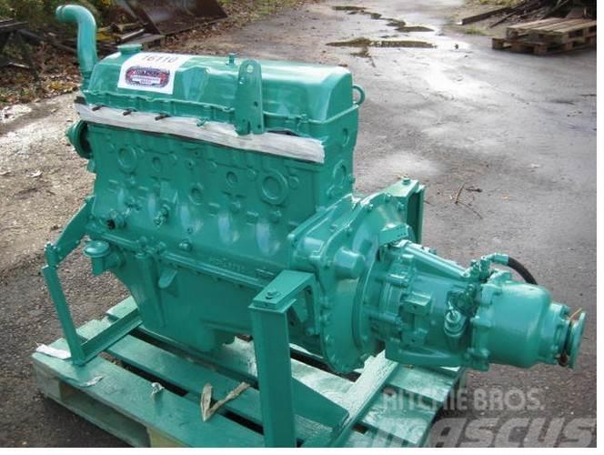 Borg Warner C72 gear red.: 1,57 : 1 - brugt