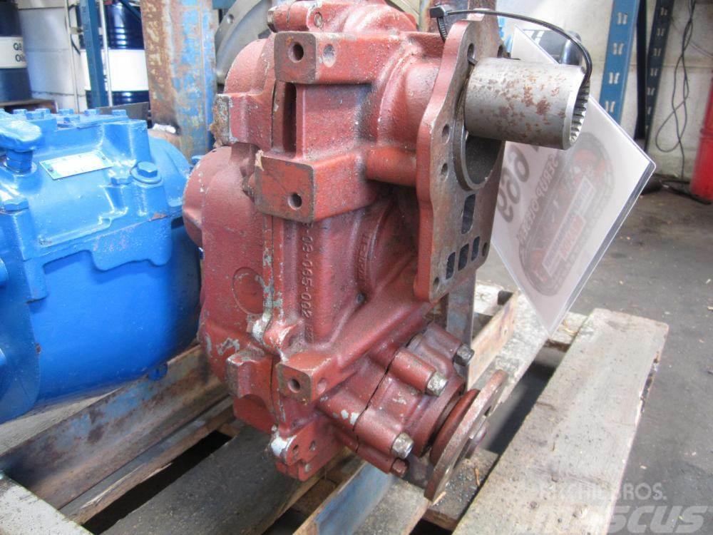 Borg Warner Z-drev gear