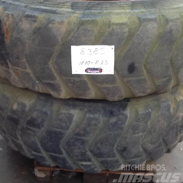 Bridgestone 18.00xR25 Bridgestone dæk - 1 stk