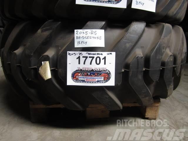 Bridgestone 20,5x25 Bridgestone dæk - 1 stk.