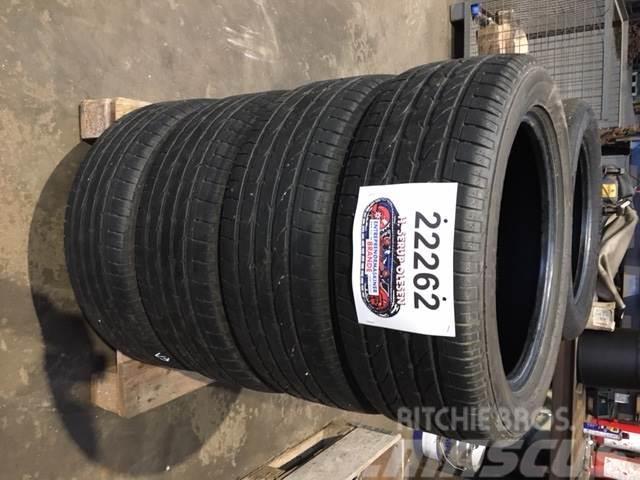 Bridgestone 235/50R18 Bridgestone dæk - 4 stk.
