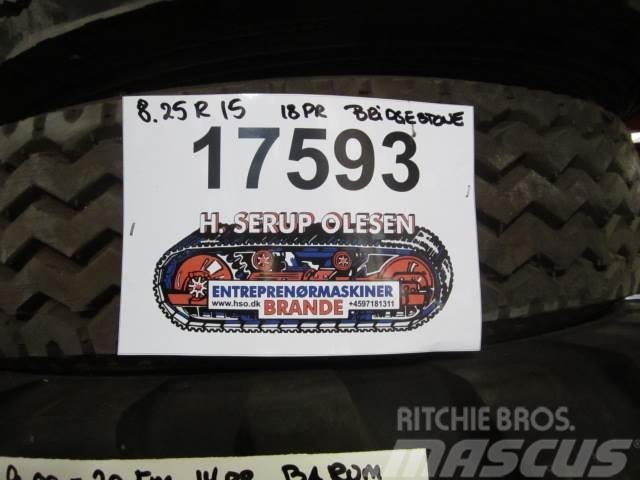 Bridgestone 8.25R15 Bridgestone R18 180 dæk - 1 stk.