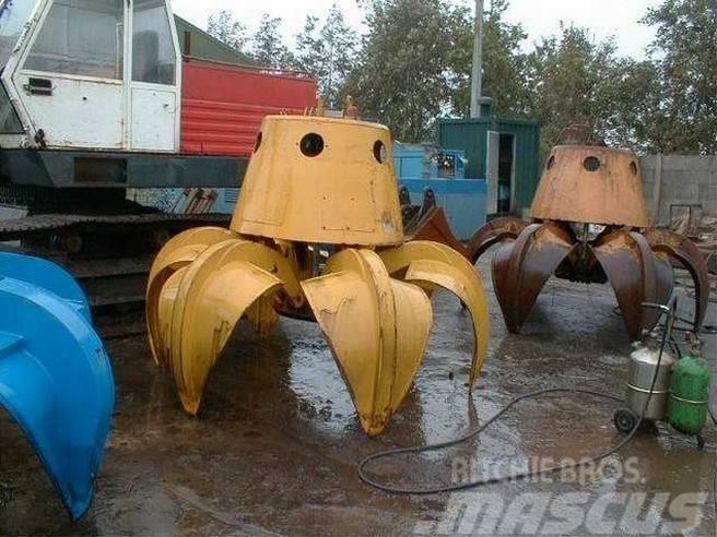 BSV polygrab elektro hydraulisk