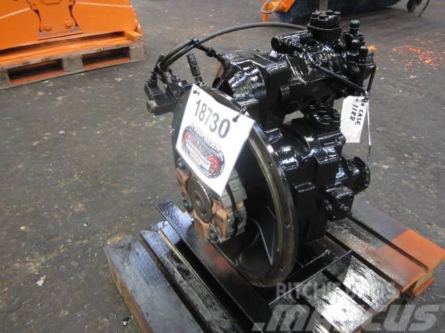 CASE Hydr. pumpe ex. Case 1188LC, komplet med kobling