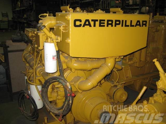 Caterpillar 3408 marinemotor