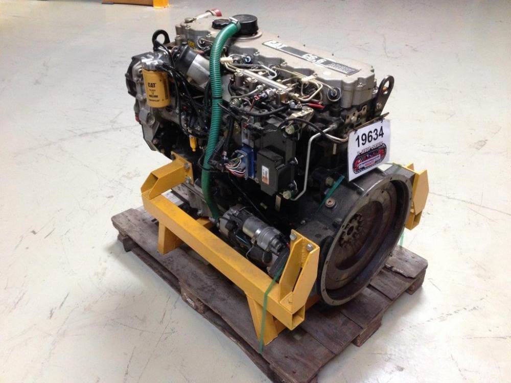 Caterpillar C6.6 Acert motor