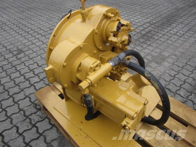 Caterpillar Gear, komplet med hydr. pumper