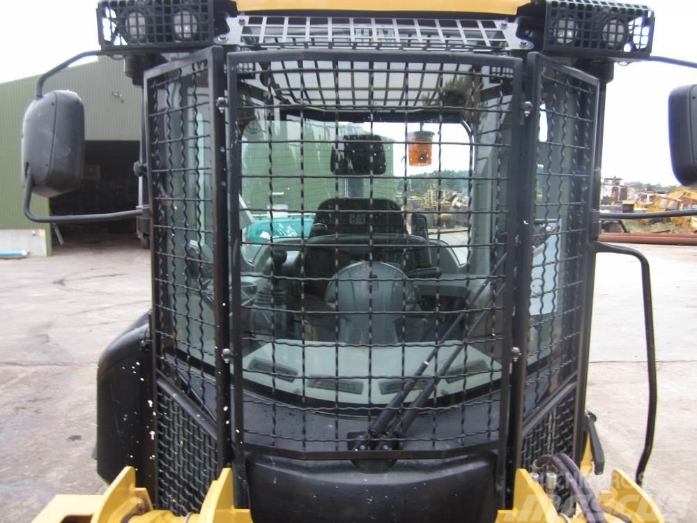 Caterpillar Kabinebeskyttelse ex. Cat 924K, årgang 2014