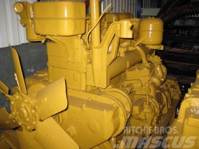 Caterpillar motorer til Cat D7-17A - motortype D8800 - 9 stk