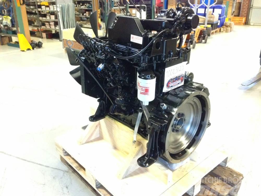 Cummins 4BTA 3.9-C110 motor
