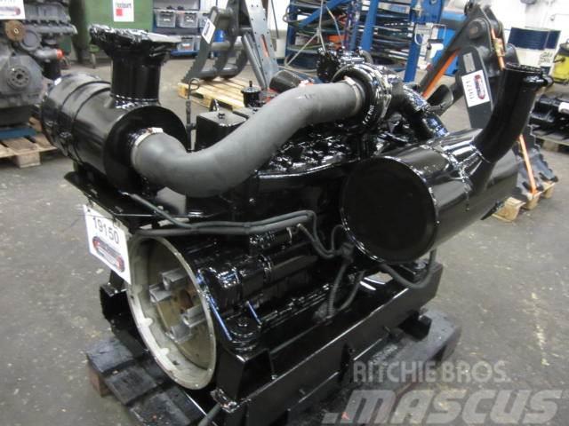 Cummins 6T-590/87 motor