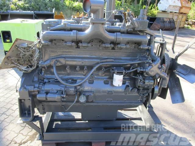 Cummins 855 Bigcam motor ex. Ingersoll DRC 600SL kompresso