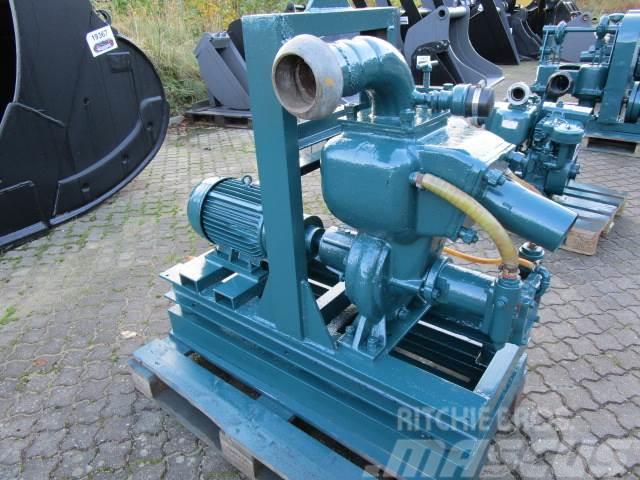 Desmi elektrisk vandpumpe Type SA-100