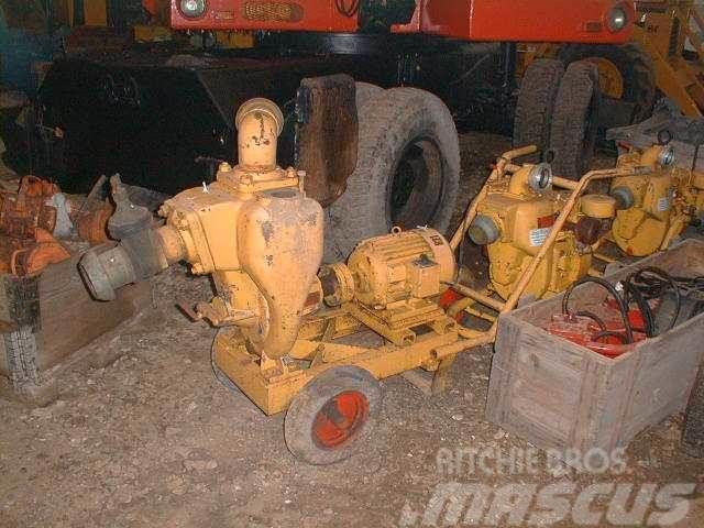 Desmi F5025 pumpe - 7,5 kw
