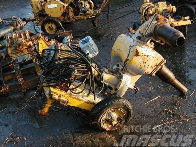 Desmi F60Z pumpe