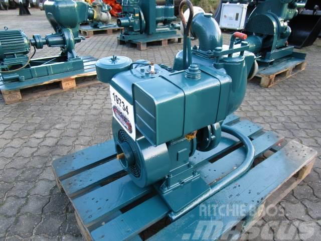 Desmi vandpumpe Type SA-80-160