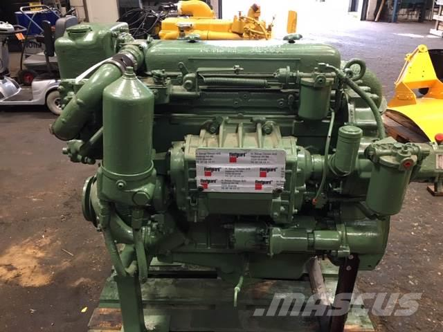 Detroit 4-71 marine motor