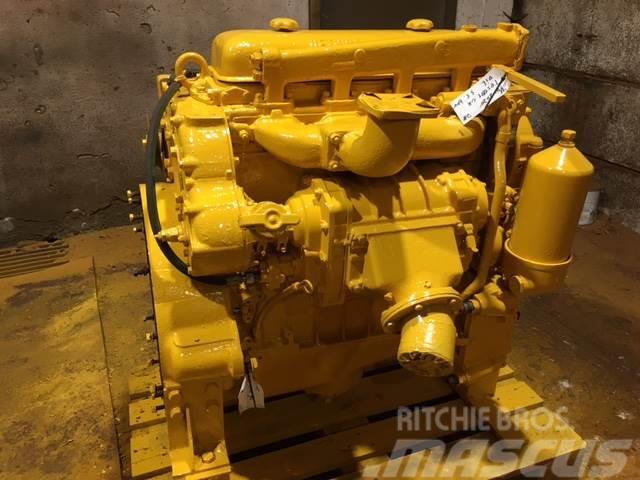 Detroit 4-71 motor - excl. starter