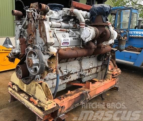 Detroit GM 16V 149TI - model 9163-7301