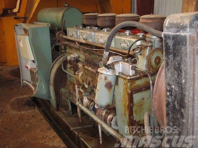 Detroit GM 16V Type 149T1 motor