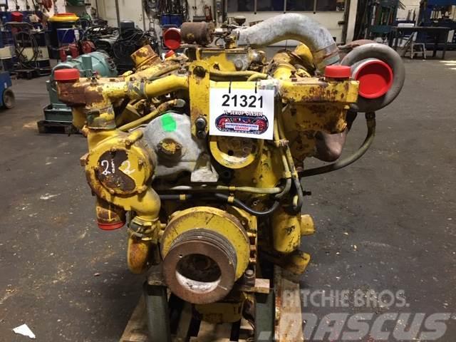 Detroit V12-71T motor