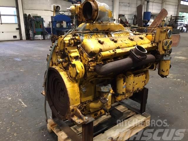 Detroit V12 Type 71 motor - kun til reservedele