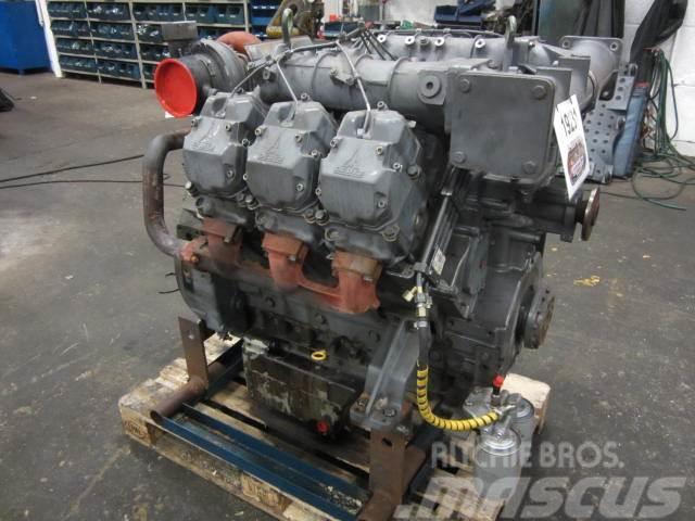 Deutz BF6M 1015C motor