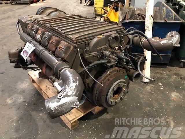 Deutz F12L 714A motor