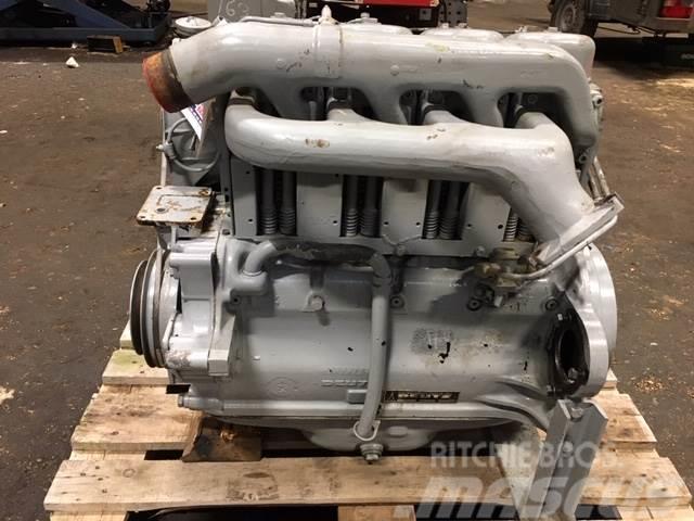Deutz F4L 912 motor