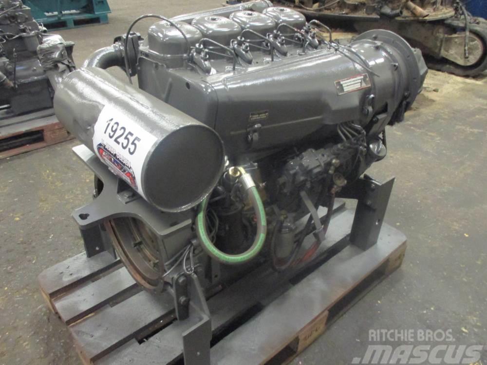 Deutz F4L 913 motor