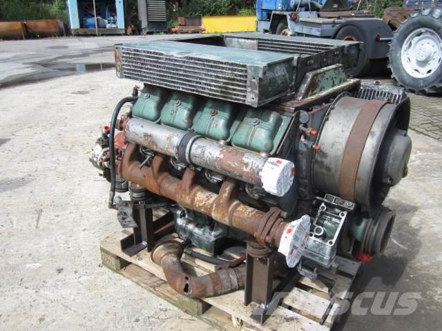 Used Deutz F8l 413fw Motor Defekt Engines For Sale
