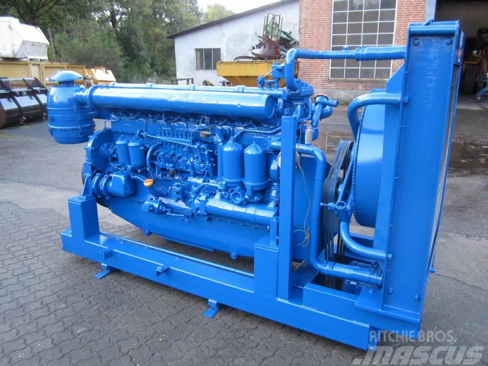 Deutz SF8M 716 motor
