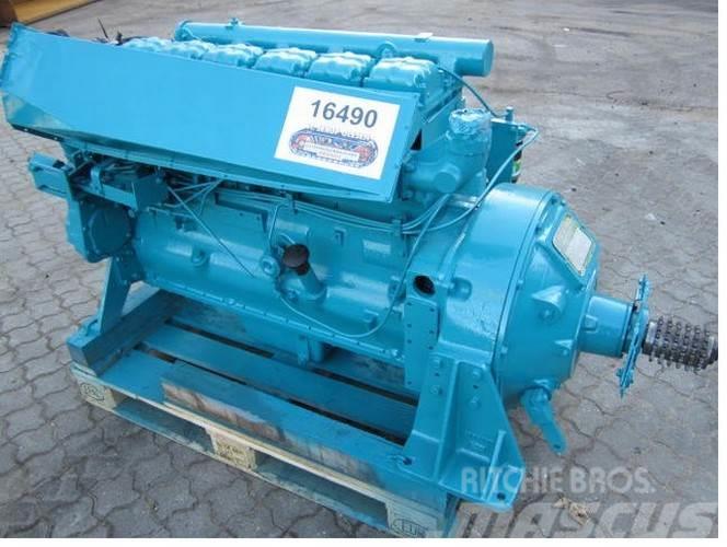 Dorman 6DA motor - komplet