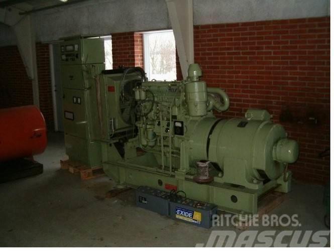 Dorman 80 kva Dorman Turbo gen set Type 4 LBT III
