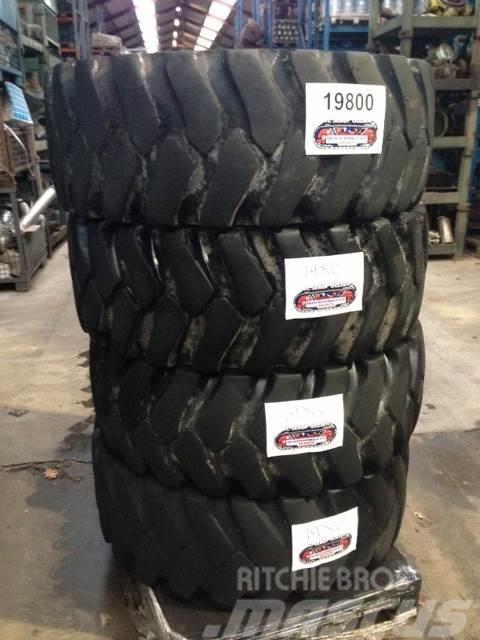 Dunlop 16/70-24 Dunlop E91-2 dæk - 4 stk.