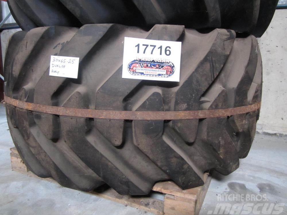 Dunlop 30x65-25 Dunlop dæk - 1 stk.