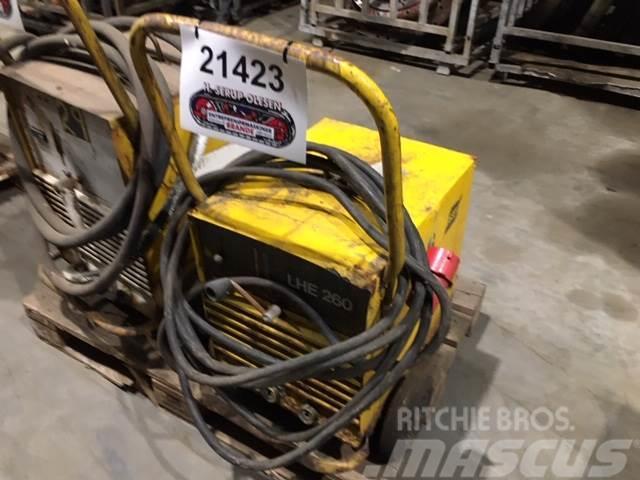 Esab LHE260 elektrodesvejser/ Jævnstrøm