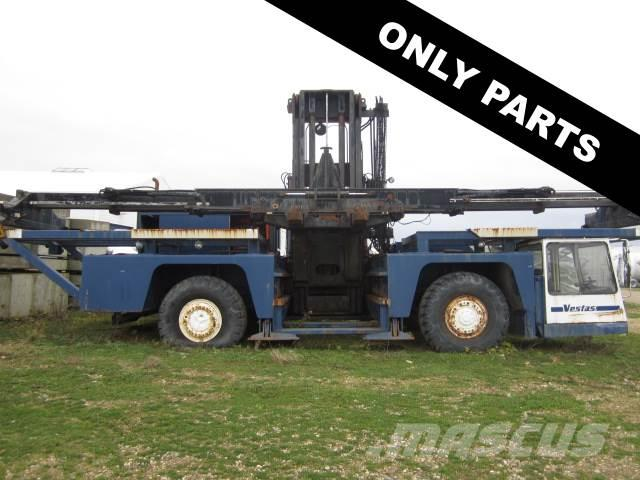 Fantuzzi SC 400 container side loader