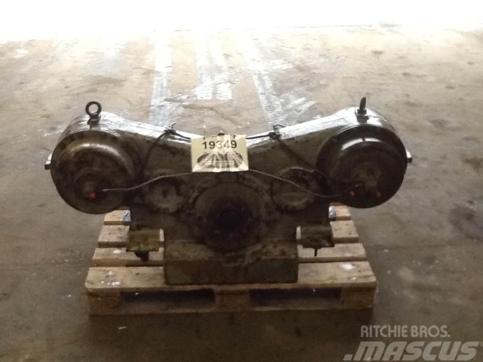 Faun gear til twin motor