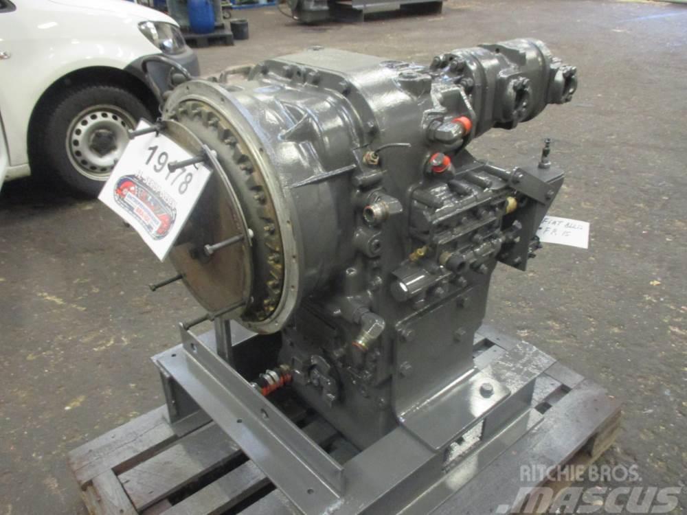 Fiat-Allis Allison TT3420-1 Transmission ex. Fiat Allis FR15