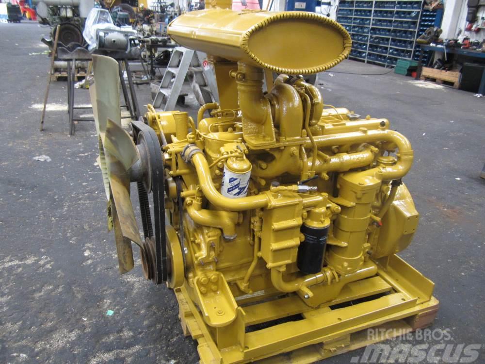 Fiat FIHI OM8365 motor ex. Fiat Allis FR15