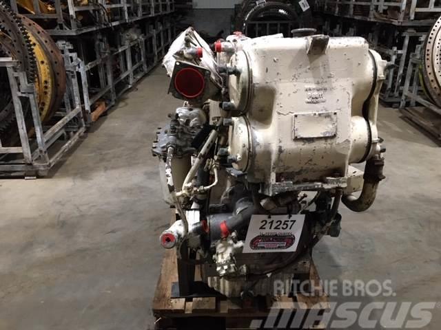 Foden type FD6 motor