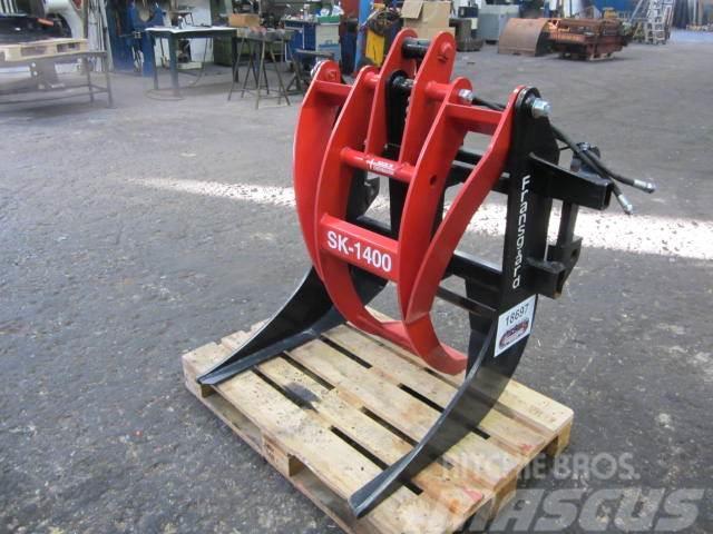 Fransgård skovklo type SK-1400