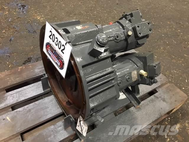 Funk gear med hyd. pumper ex. Åkerman EC230B
