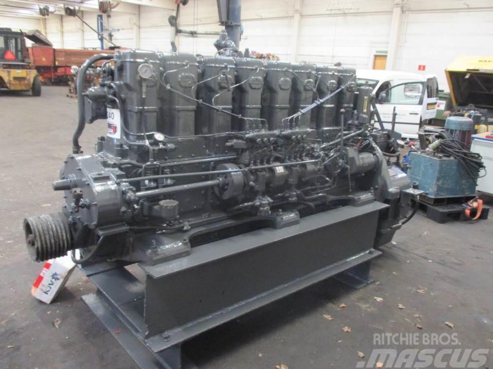 Gardner-Denver 8L3B diesel motor