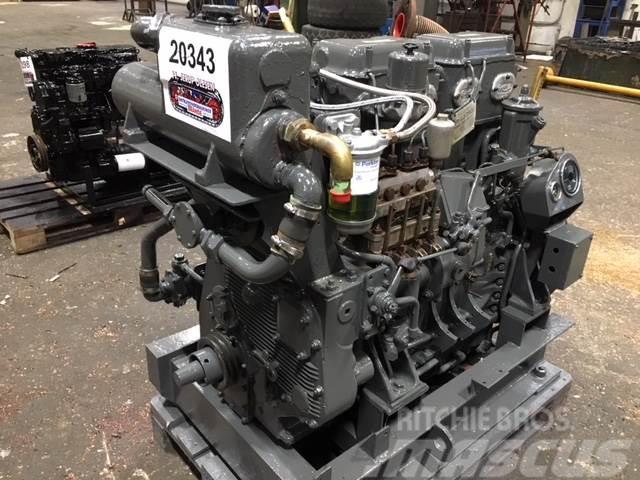 Gardner-Denver LW4 diesel motor