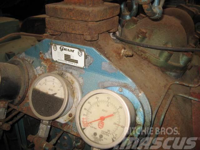 Gram 77/610 kølekompressor