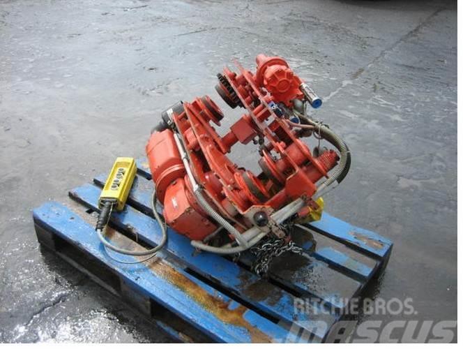 Hadef air chain crane 29/78 ND