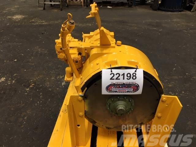 Hanomag Converter Type G 522/11, komplet ex. Hanomag 44D