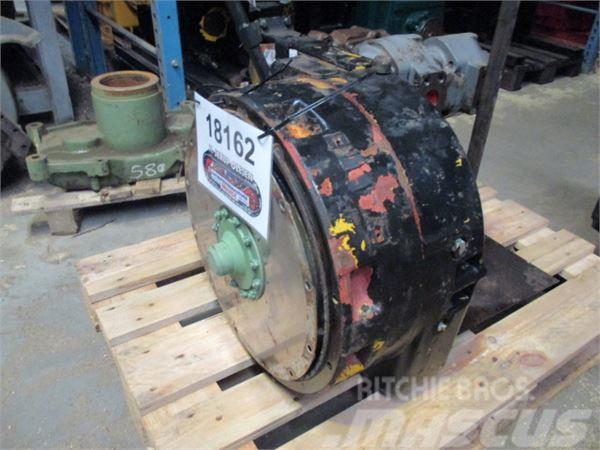 Hanomag Converter Type G522/2 ex. Hanomag 55D